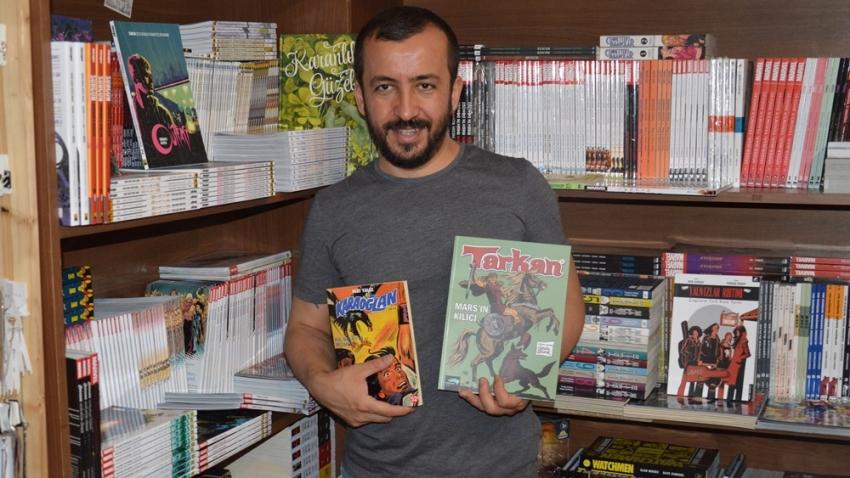 ÇİZMAN, Bursa'nın çizgi romancısı