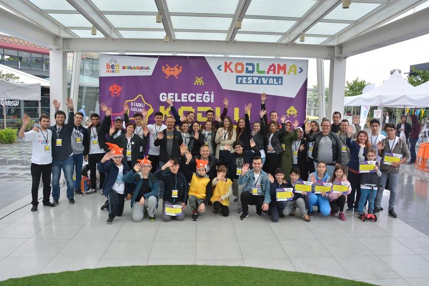 Kodlamanın kalbi Bursa'da atacak