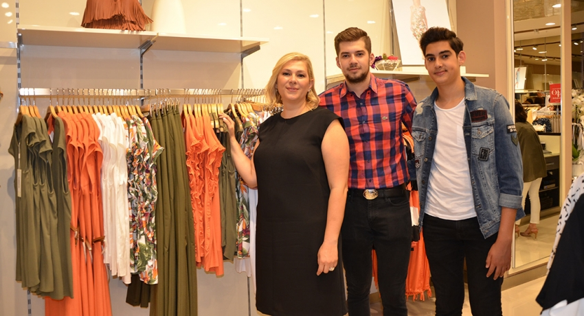 Naramaxx'tan Bursa'ya yepyeni bir mağaza daha