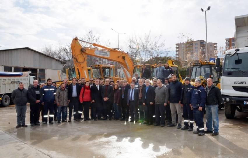 Türkyılmaz'dan personeline teşekkür ziyareti