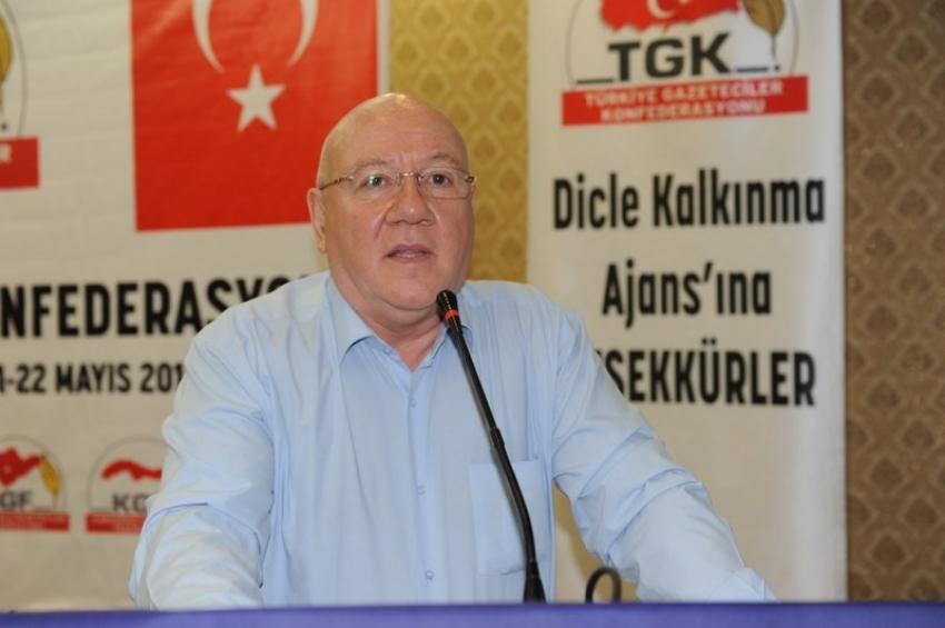 TGK Başkanlar Kurulu, Mardin'den birlik çağrısı yaptı