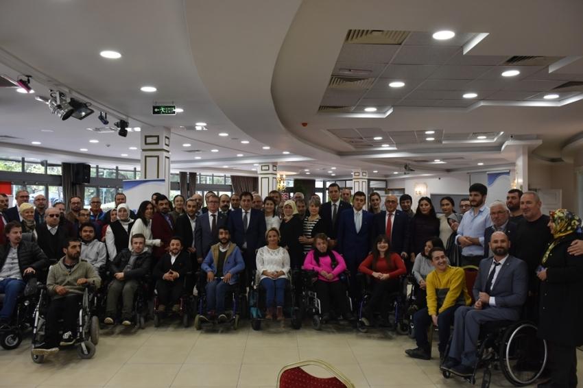 Küresel Girişimci Engelliler Derneği yeni projesini basına tanıttı