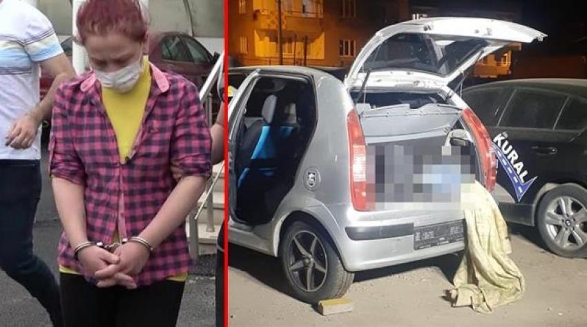 Bursa'da bagajdaki dehşetin zanlısı tutuklandı