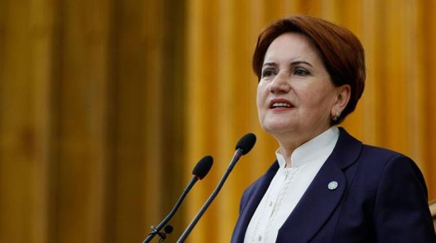 İYİ Parti'nin oy oranını Bursa toplantısında açıkladı