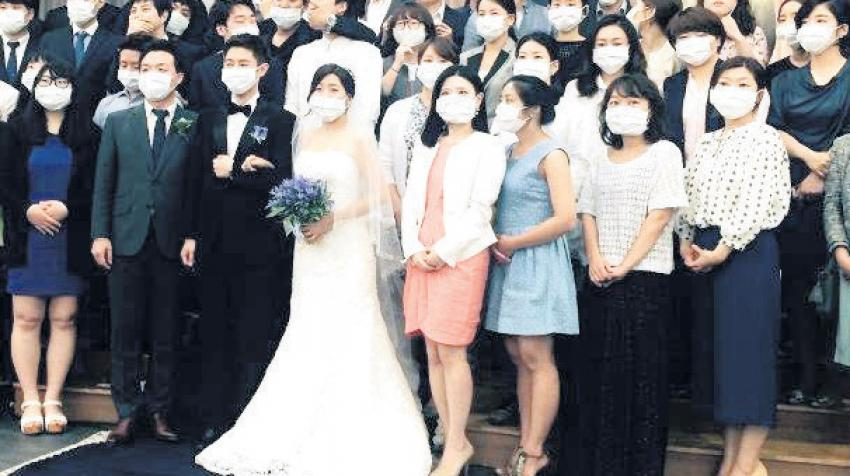 Düğüne damga vuran kare