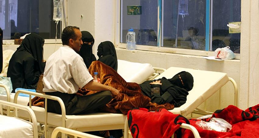 Yemen'de son üç haftada 242 kişi koleradan öldü
