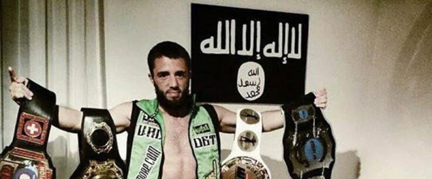 Dünya şampiyonu kick boksçu IŞİD'e katıldı