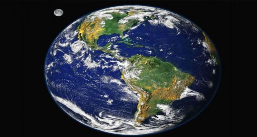 Dünya yok oluyor!