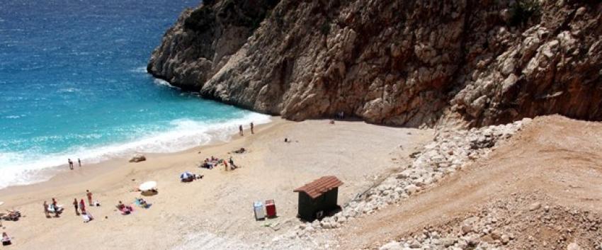 Kaputaş Plajı'nı belediye işletecek