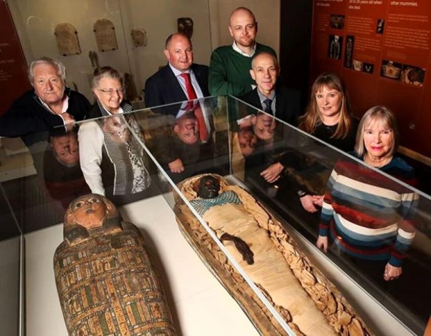 2 bin 600 yıllık mumyanın ölüm nedeni bulundu