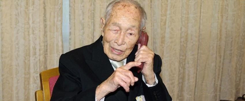 112 yaşında öldü