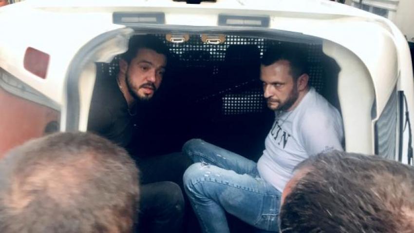 Bursa'da dur ihtarına uymayan sürücü, ablukaya alınarak yakalandı