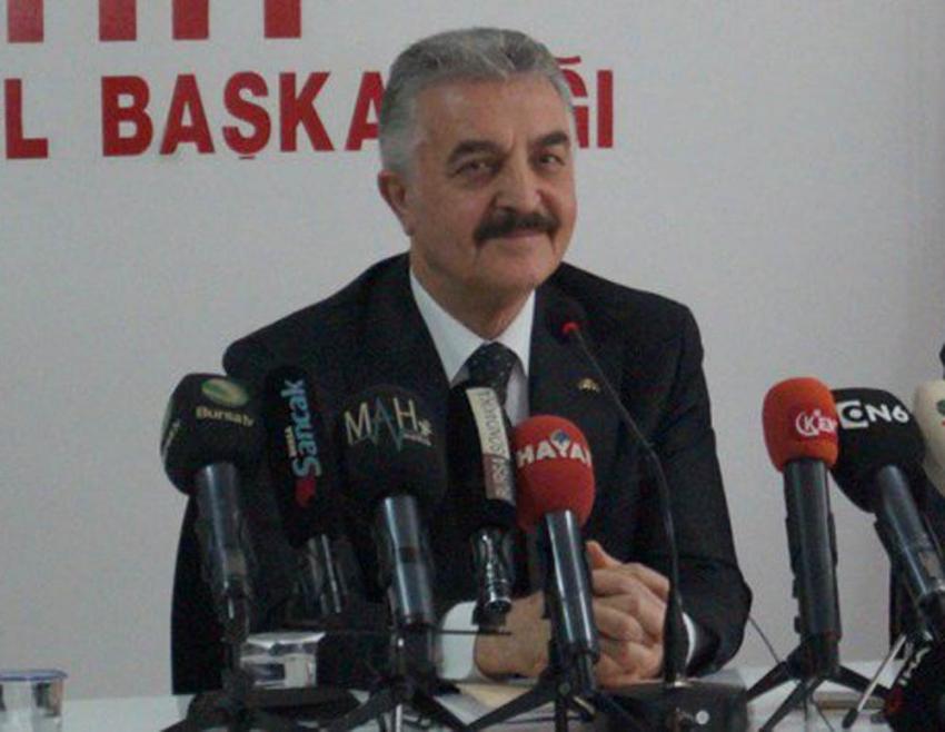 """MHP'li Ataman: """"CHP, atı arabanın ardına koşmaktadır"""""""