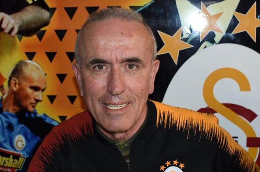 Zoran Simovic: Yabancı oyuncular Fatih Terim'e aldırış etmiyor
