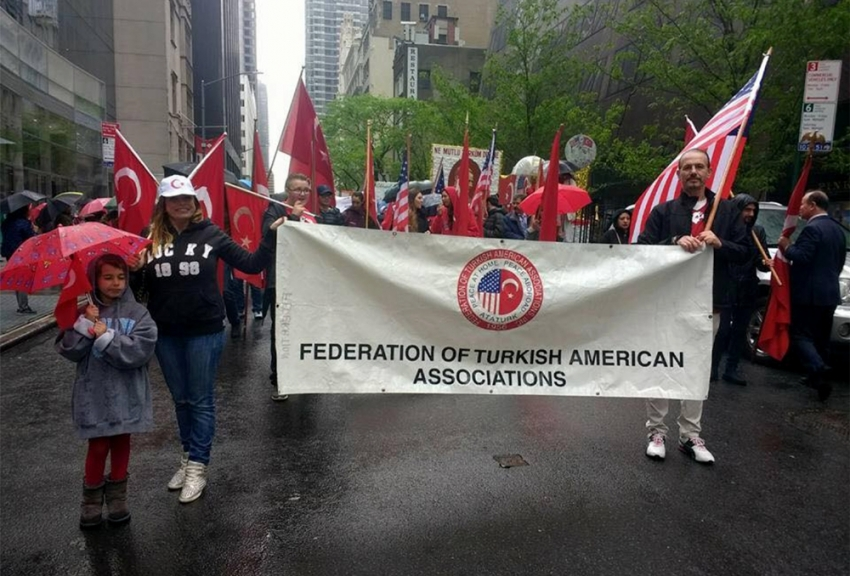 New York'ta 37. Türk Günü Yürüyüş ve Festivali