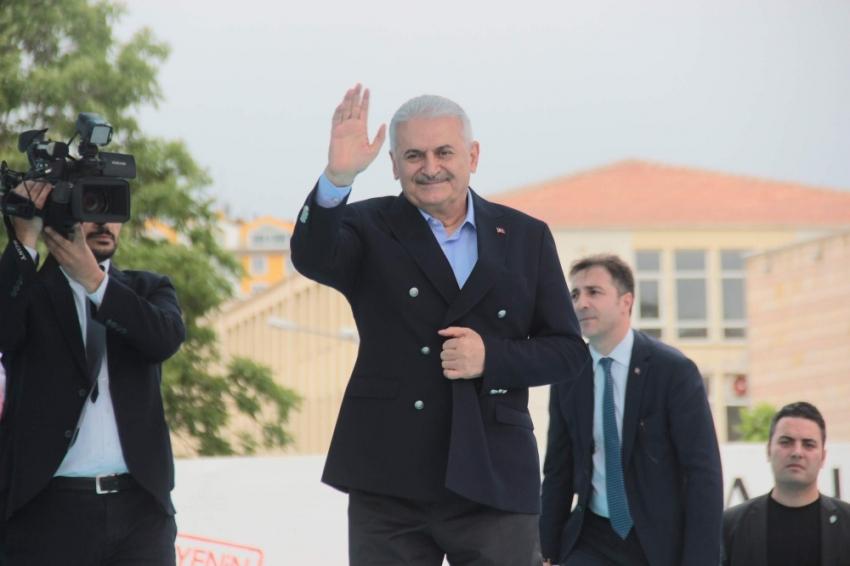 """""""24 Haziran güçlü Türkiye'nin müjdecisi olacak"""""""