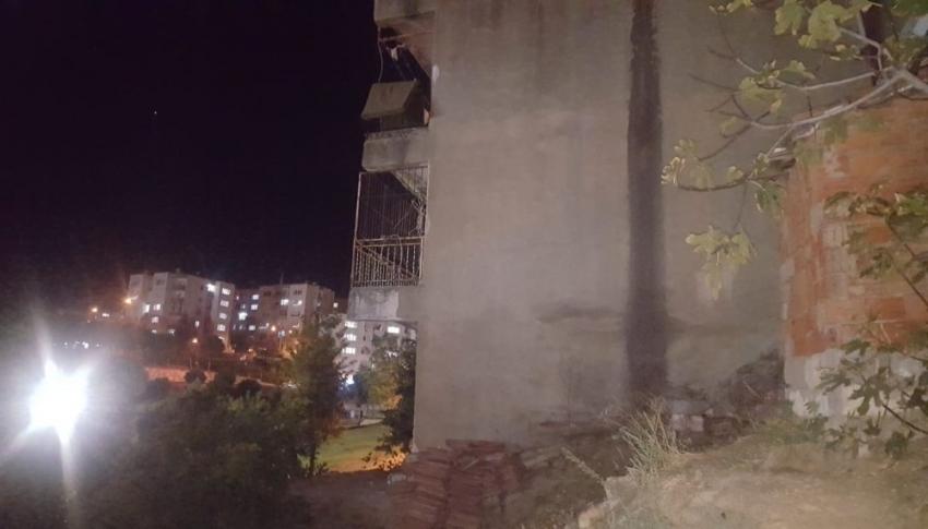 İzmir'de 2. kattan düşen çocuk hayatını kaybetti