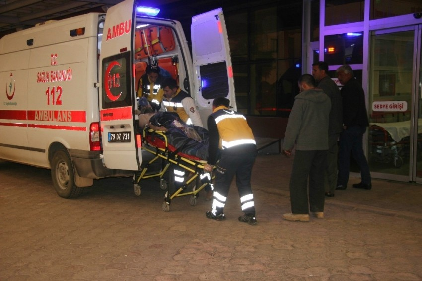 El Bab'da yaralanan 9 kişi Kilis'e getirildi