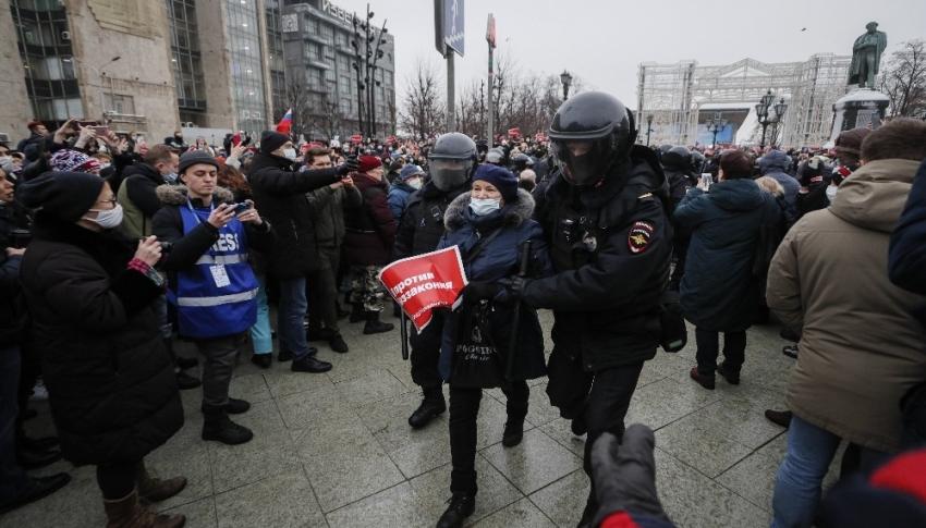Rusya'da sular ısınıyor