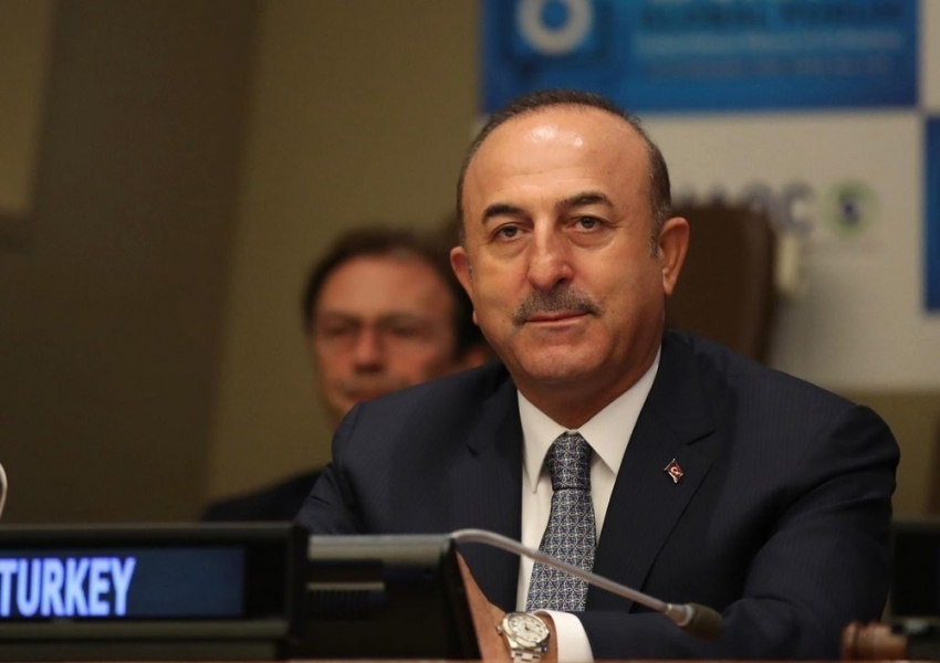 """Bakan Çavuşoğlu: """"Tam destek veriyoruz"""""""
