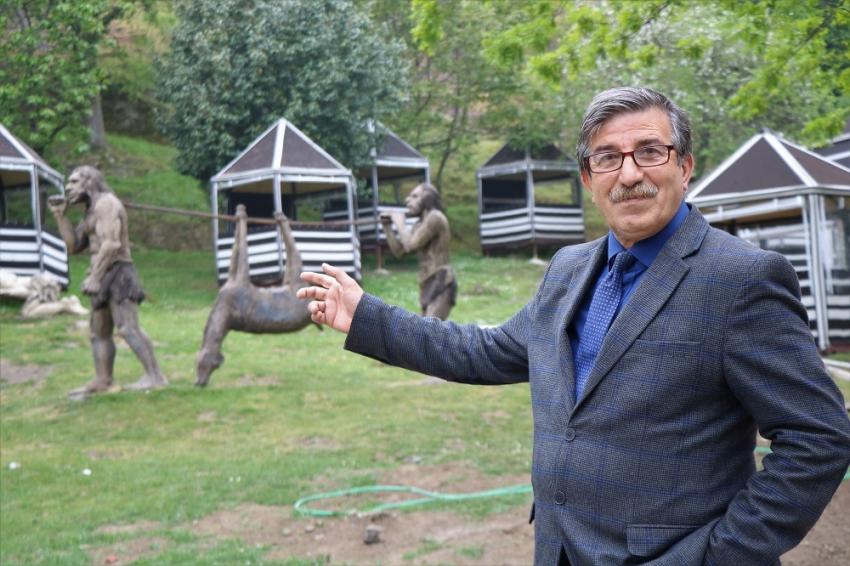 60 bin yıllık Tekkeköy Mağaraları'na ziyaretçi akını