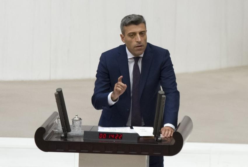 "CHP'li Yılmaz: ""Bölgede savaş istemiyoruz"""