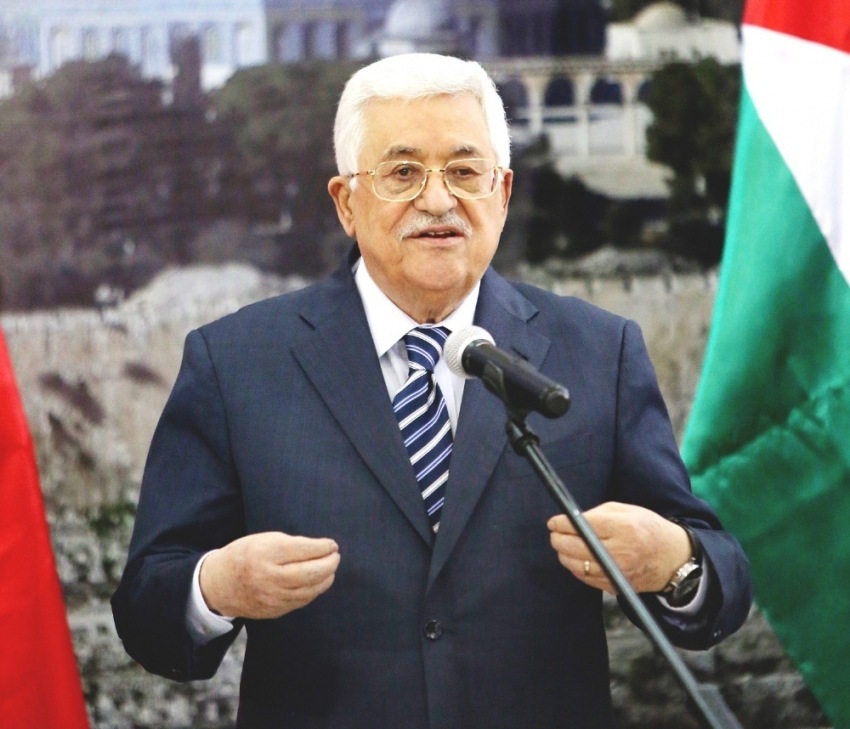 """""""Kudüs, Filistin Devletinin ebedi başkentidir"""""""