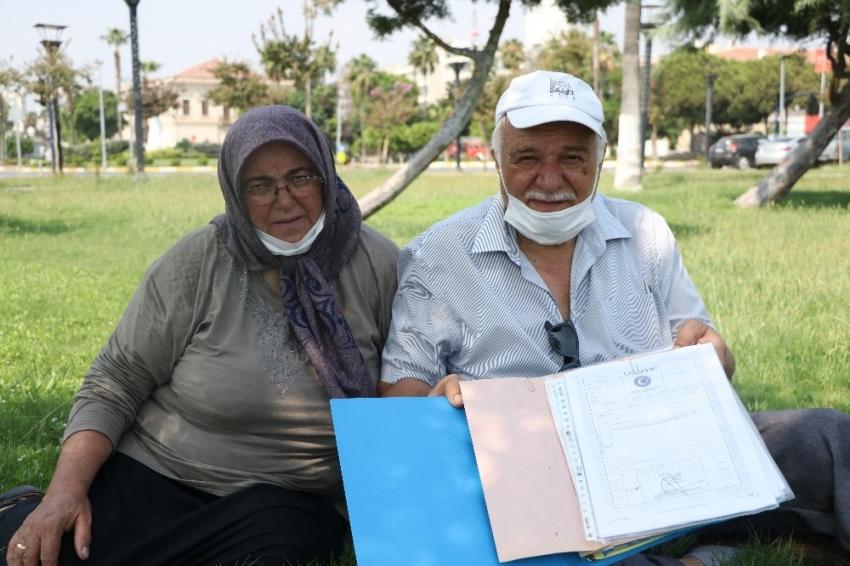 31 yıldır ne evlerini alabiliyorlar ne paralarını