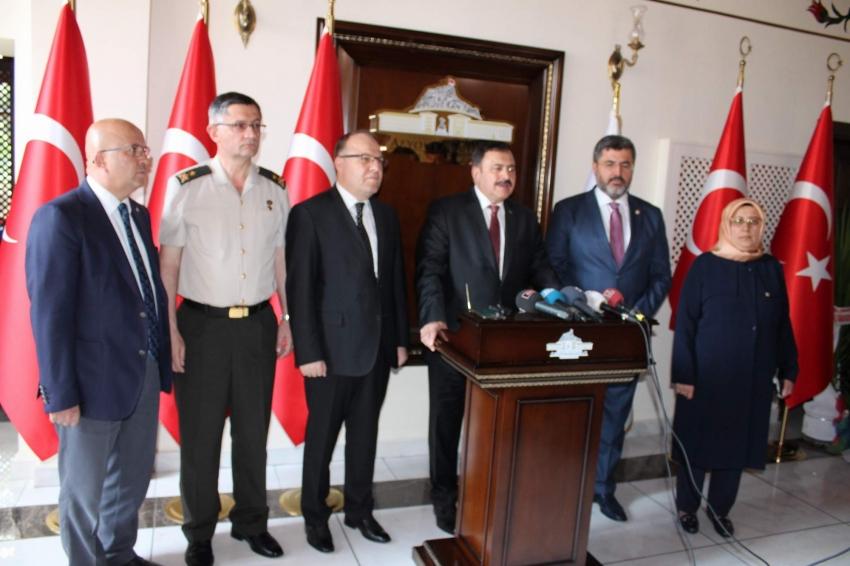 Kabine revizyonunu değerlendiren Bakan Eroğlu: