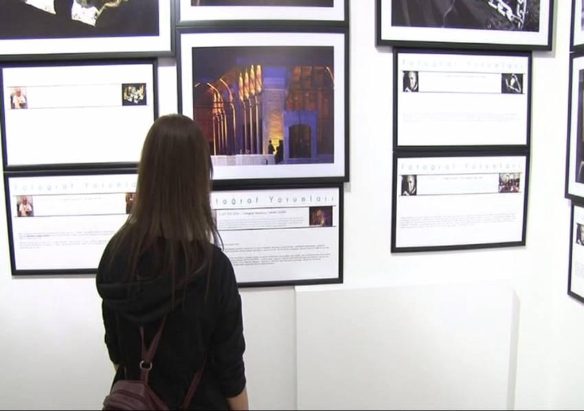 Türkiye'nin ilk yorumlu fotoğraf sergisi açıldı