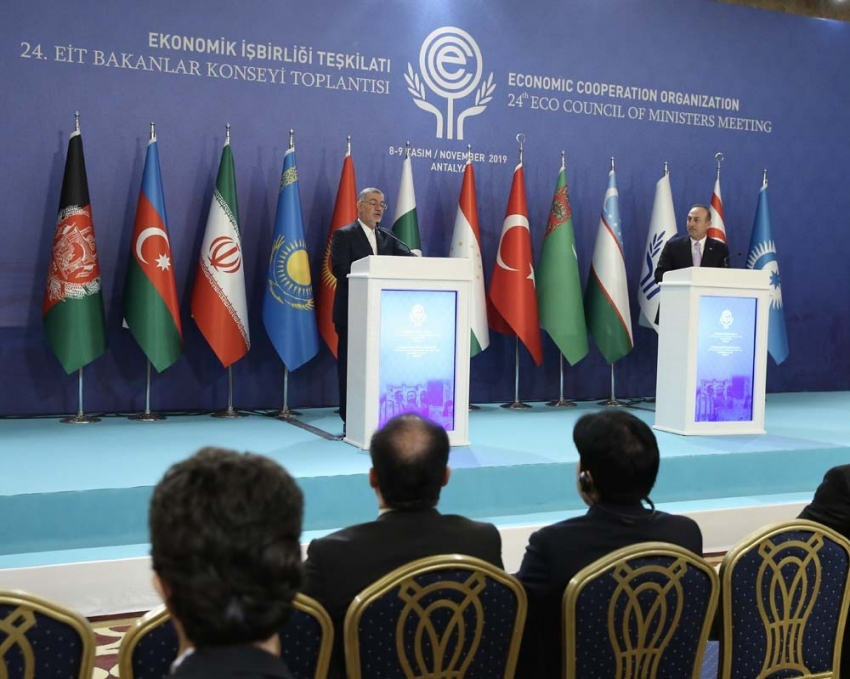 """Bakan Çavuşoğlu: """"Teşkilatın verimliliğini arttırmak istiyoruz"""""""