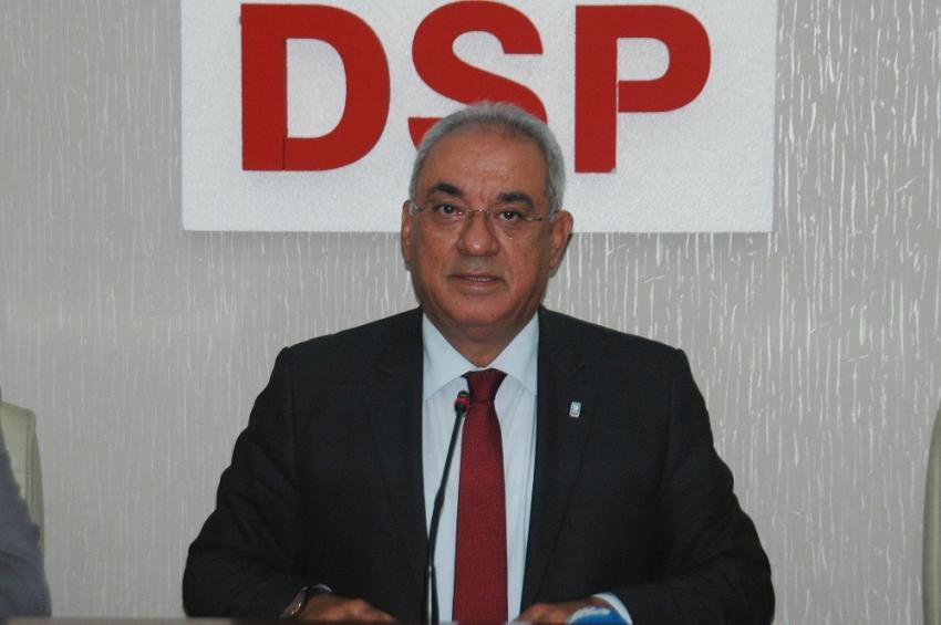 """""""DSP yerel yönetim seçimlerine katılacak"""""""