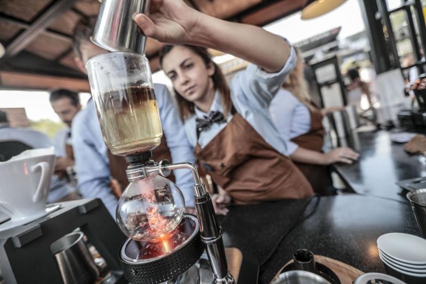İstanbul Coffee Festival'de geri sayım başladı