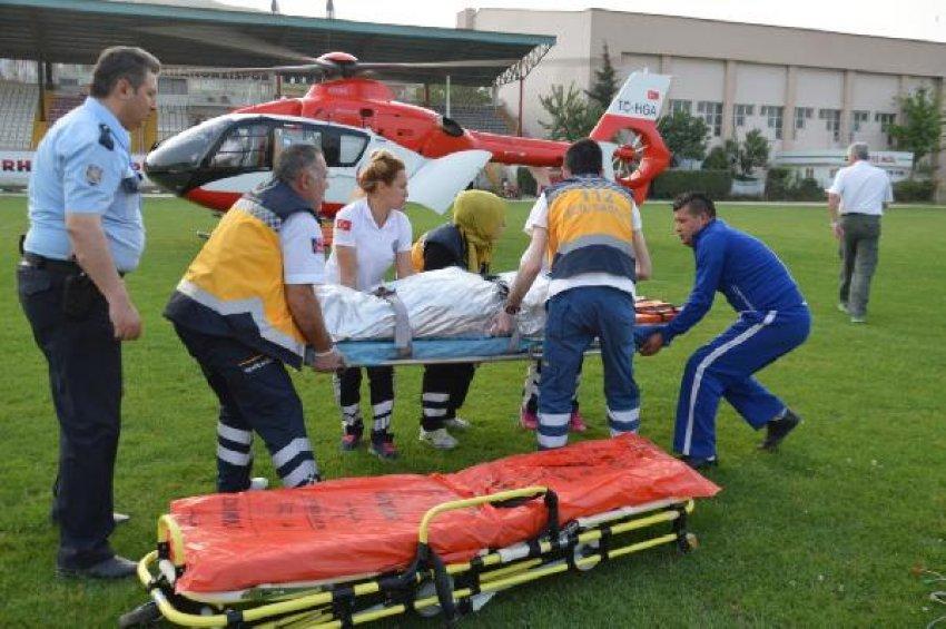 Bursa'da kazada yaralanan liseli Ekrem, yaşam savaşını kaybetti