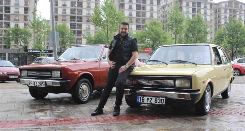 Bursa'da herkesin hurdaya verdiği araçları..