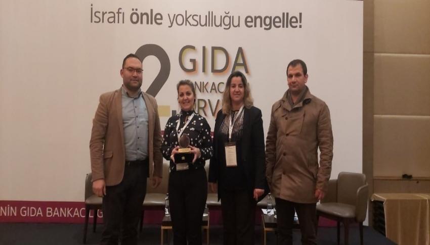 TİDER'den Mustafakemalpaşa Belediyesi'ne ödül