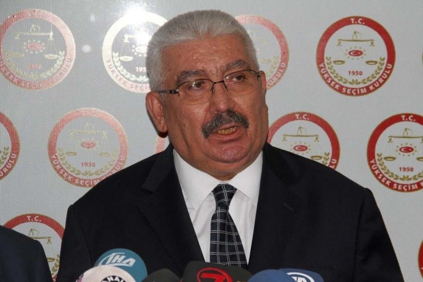 """''Devlet Bahçeli CHP'nin kirli planlarını bozmuştur"""""""