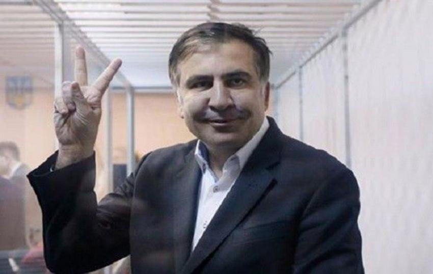 Saakaşvili serbest bırakıldı