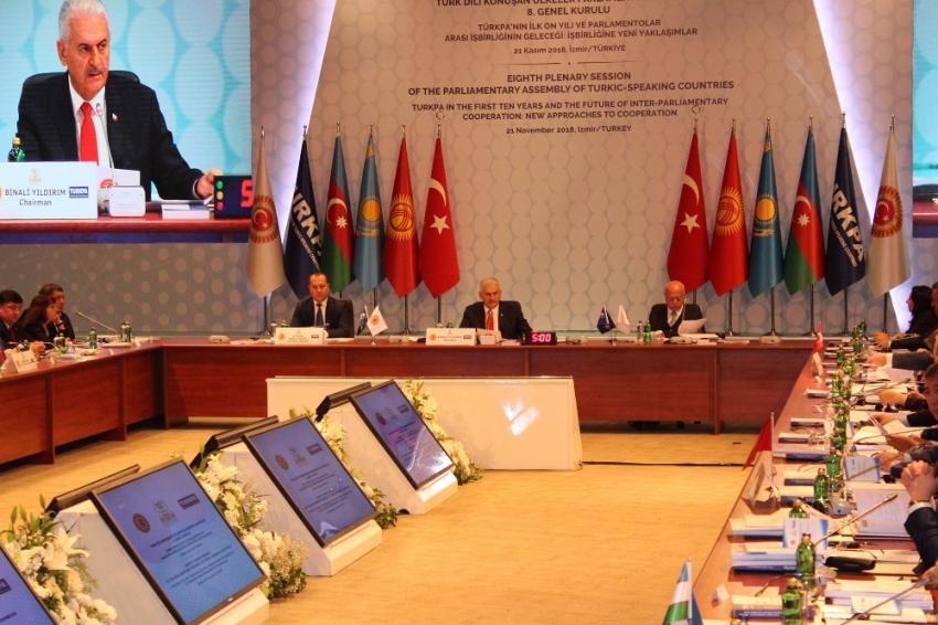 Yıldırım'dan Türk devletlerine FETÖ uyarısı