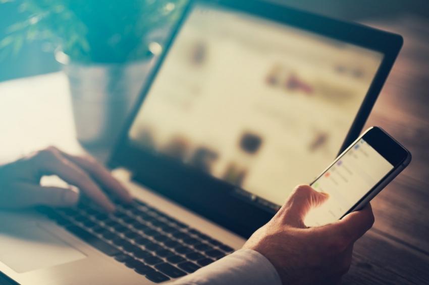 Yüzde 83,8'i evden internete erişebiliyor