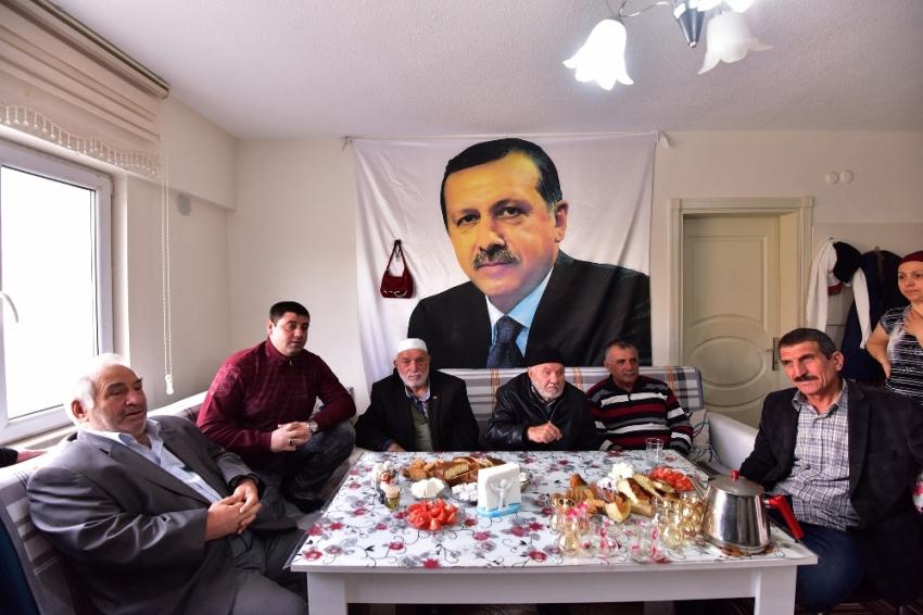 Ahıska Türklerinin sürgün edilişinin 74. yıldönümü