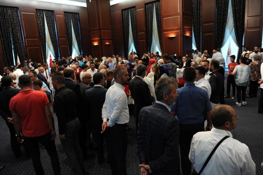 """Cumhurbaşkanı Erdoğan: """"Kardeşliğimizi böldürtmeyeceğiz"""""""