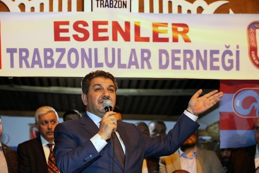 Başkan Göksu'ya provokatif söylemde bulunan kişi CHP'li çıktı