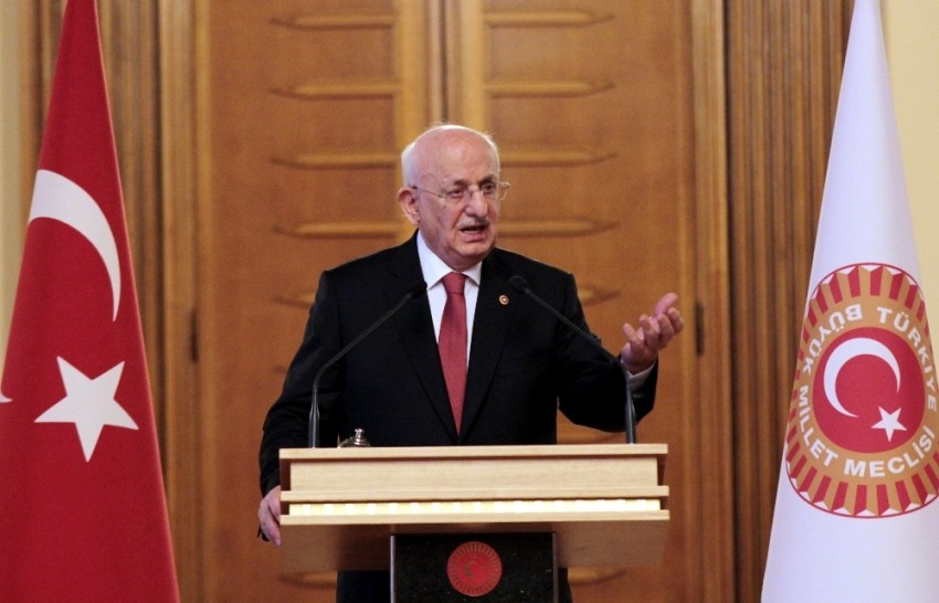 Meclis Başkanı'ndan 'güvenlik ve iç tüzük' açıklaması
