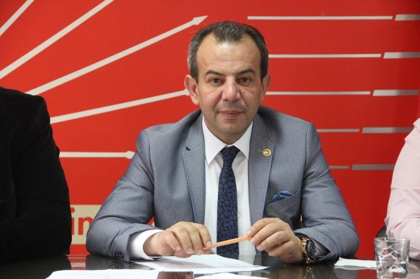Erdoğan'dan, CHP'li Özcan hakkında suç duyurusu