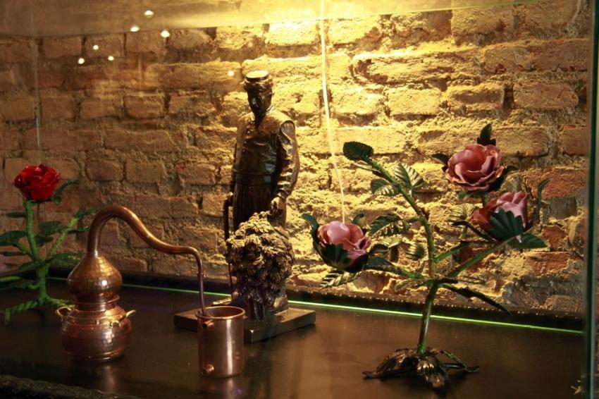 Türkiye'nin ilk gül müzesi: Güze