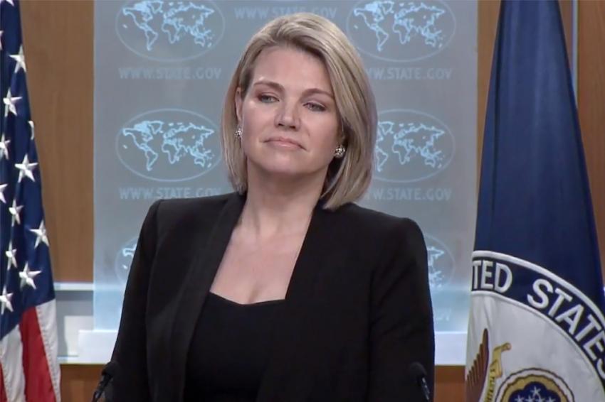 ABD Dışişleri Sözcüsü Nauert'ten Gülen açıklaması