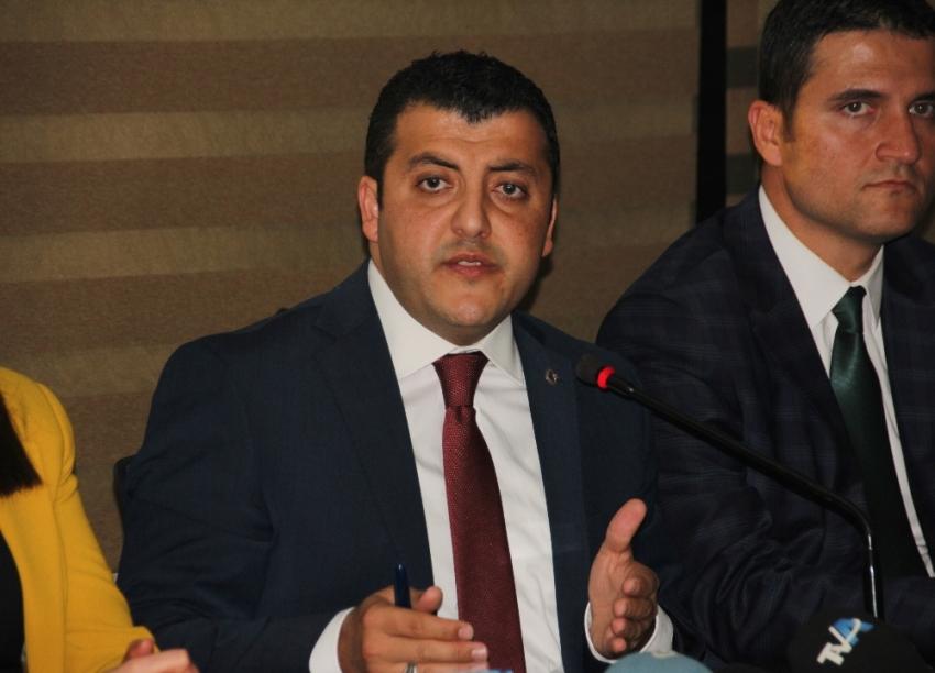 AK Parti Hatay İl Başkanı Atıç istifa etti