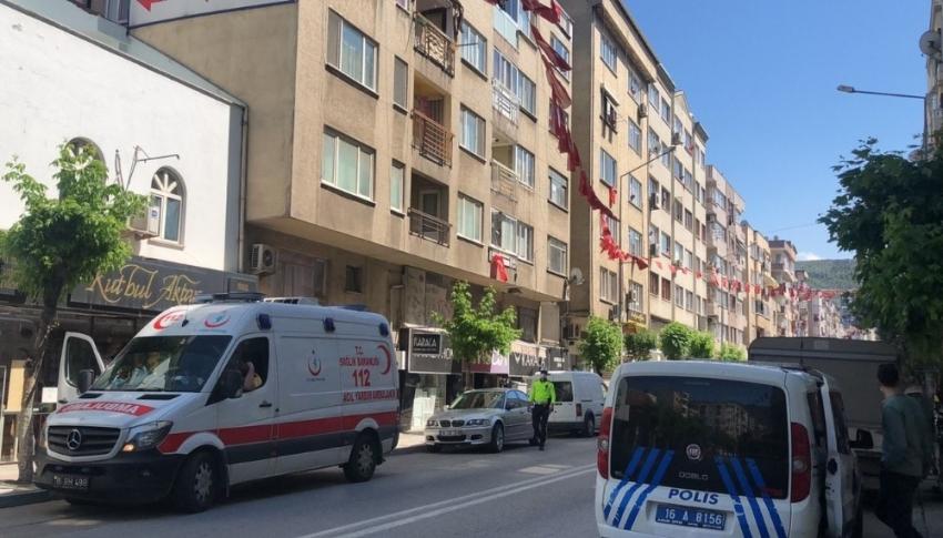 Bursalı taksici evinde ölü bulundu