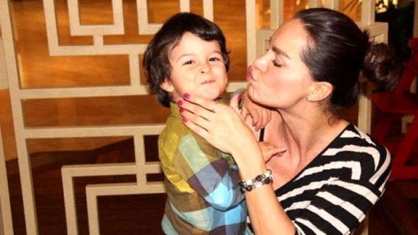 Ebru Şallı'dan hayatını kaybeden oğlu Pars'ın doğum gününde duygulandıran paylaşım